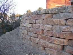 Excavaciones damabo - Muros de rocalla ...